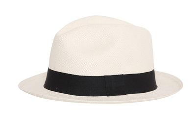 Panama Hat Fedora Clasico (5 cm rim)