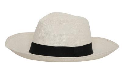 Panama Hat Fedora Clasico (9 cm rim)