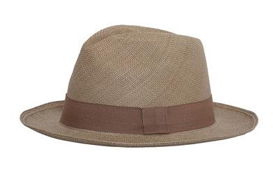 Panama Hat Fedora Piedra