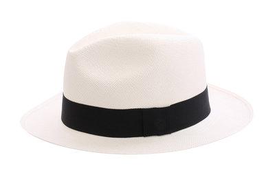 Panama Hat Fedora Clasico (6 cm rim)